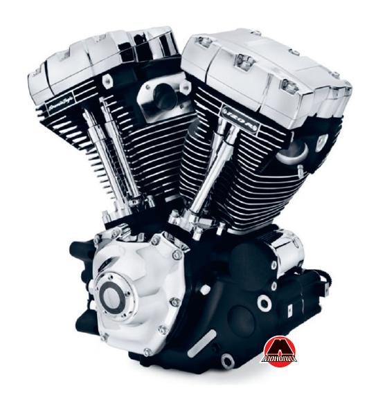 Двигун внутрішнього згоряння з повітряним охолодженням