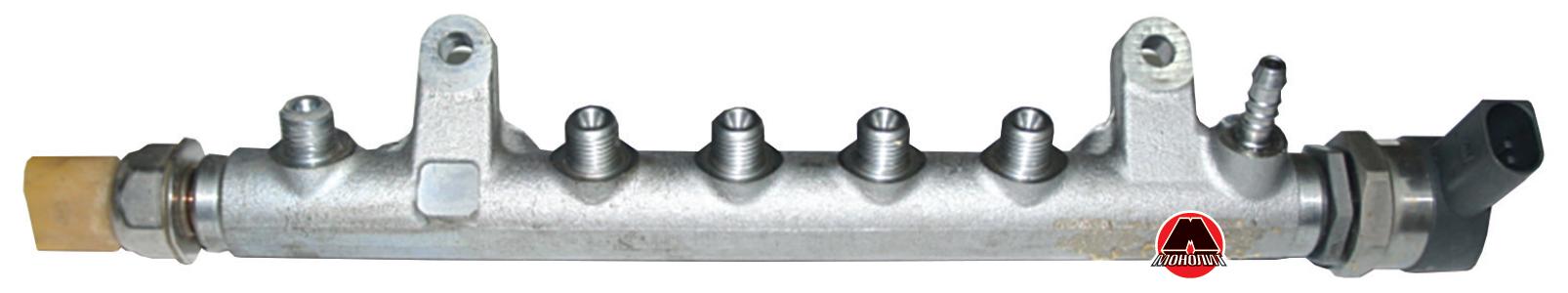 Система безпосереднього впорскування дизельного двигуна Common-Rail