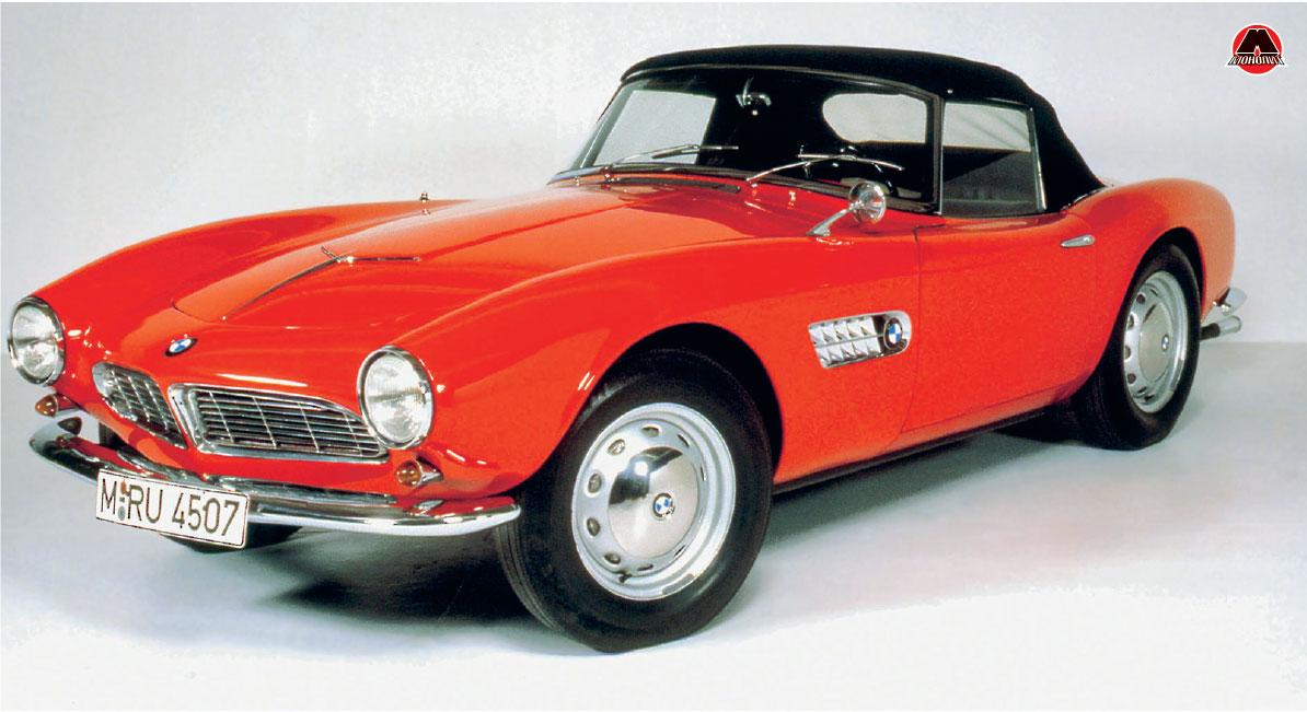 BMW 507 1956 року випуску
