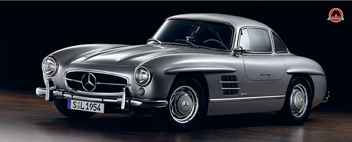 Mercedes-Benz 300 SL Gullwing 1954 року випуску