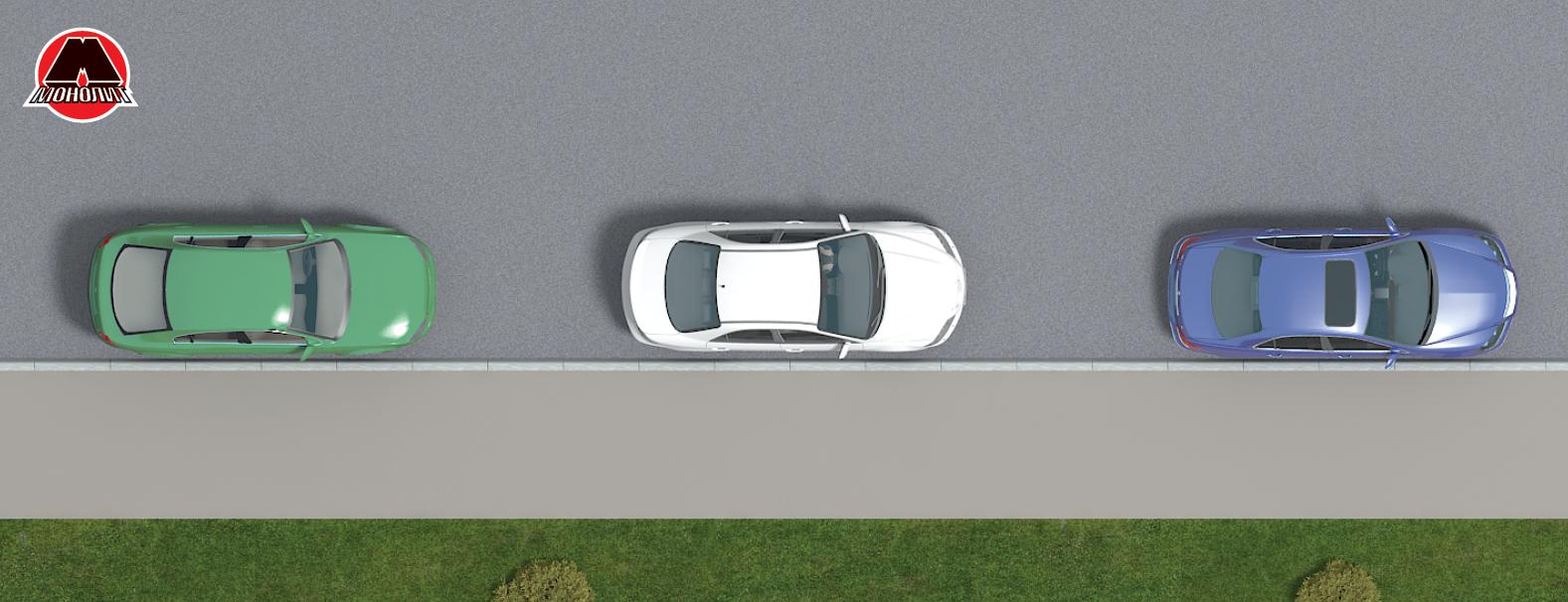 Зазоры между авто