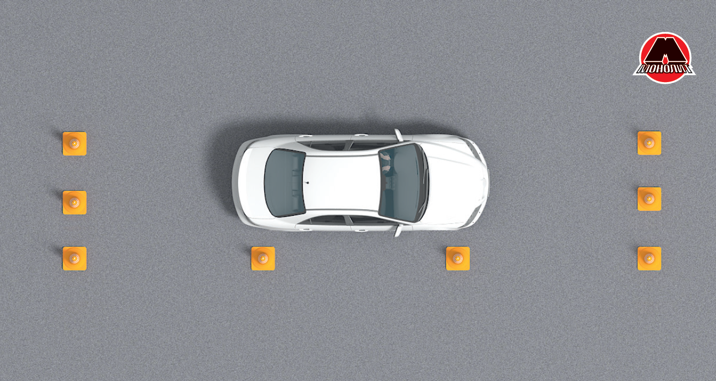 Обучение паркованию
